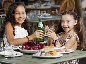 Queensland parents want kids at 'fine dining'