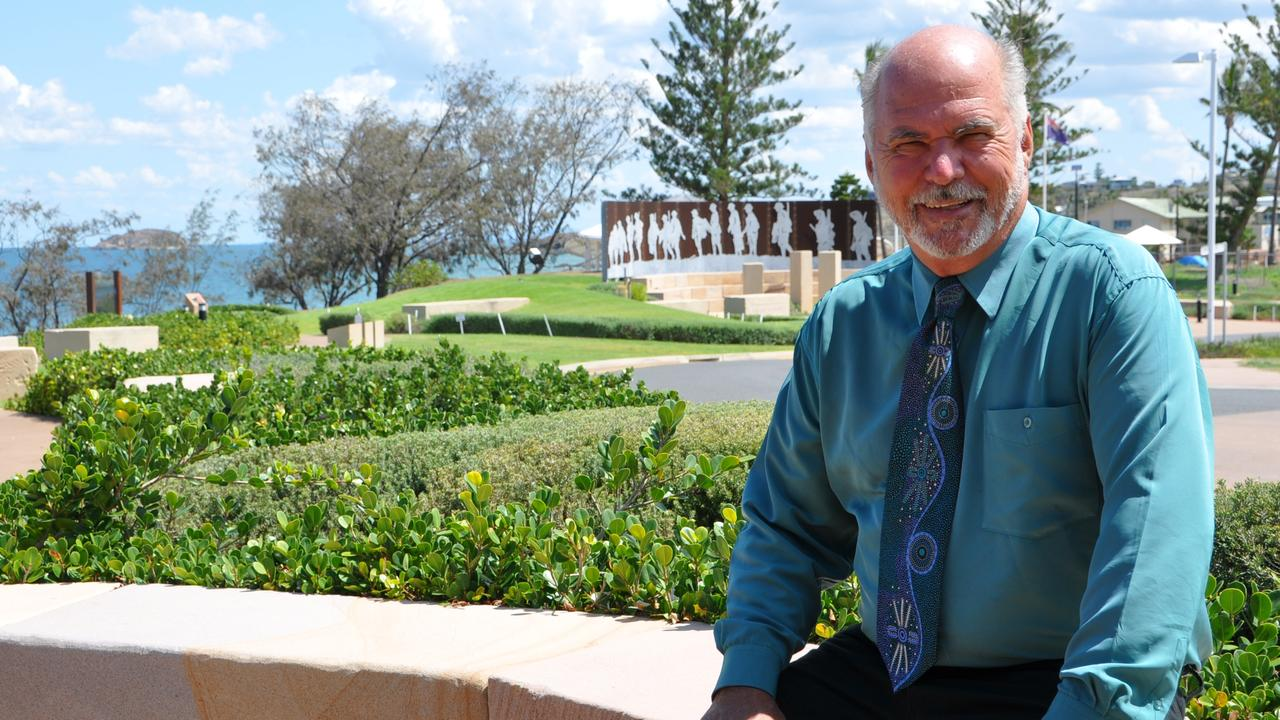 PROPOSED: Livingstone Mayor Bill Ludwig detailed his plans for an economic boost following last year's bushfires.