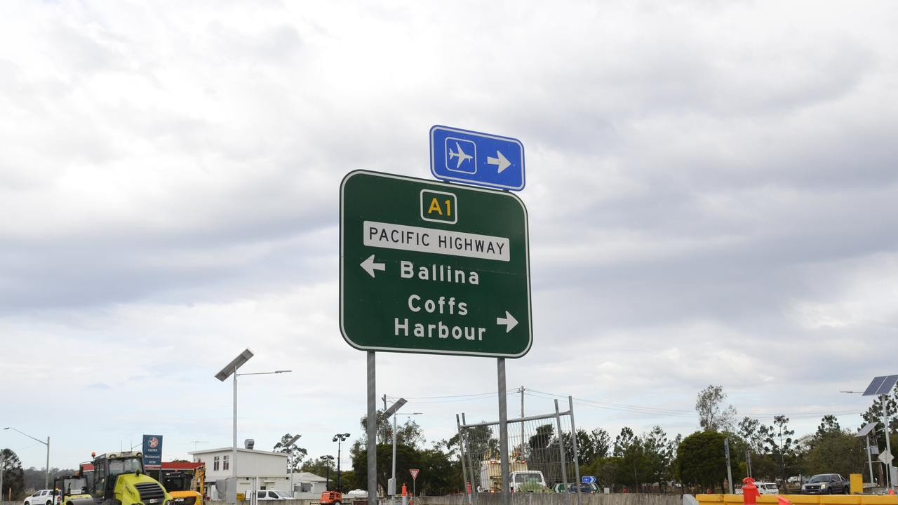 RENAMING: The current highway will be renamed the Big River Way