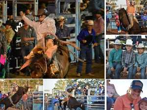 50+ PHOTOS: All the action from Wallumbilla Rodeo