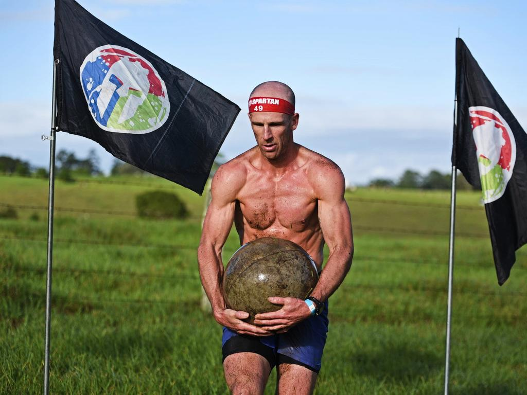 Stanthorpe's Adrian Jannenga will represent the Spartan Pro team on the national and international stage.