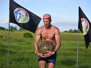 Spartan among men: Athlete to take on the world