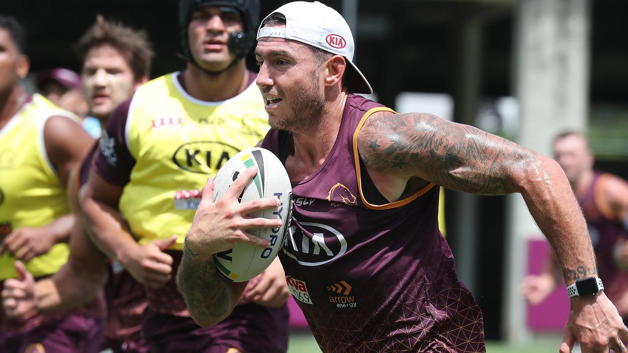 Darius Boyd will be given every chance to shine. Picture: Annette Dew
