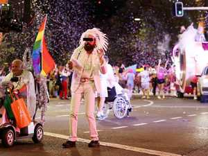 Mardi gras sorry for 'terrible' party