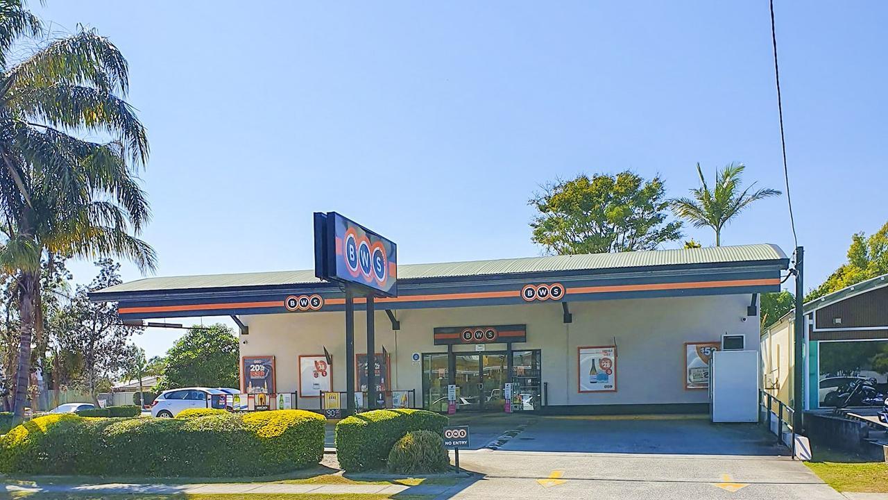 The Yamba BWS store.