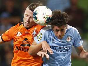 Roar's finals hopes dented by loss to City