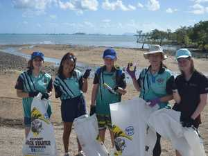 Clean Up Australia Day at Airlie Beach