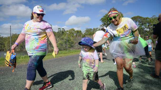 Bundaberg Colour Frenzy 2020
