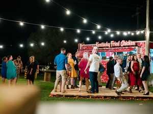 Toowoomba KFC wedding