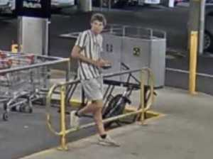 Police hope to identify man on shopping centre CCTV