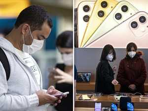 Sold out: Apple, Samsung plagued by coronavirus