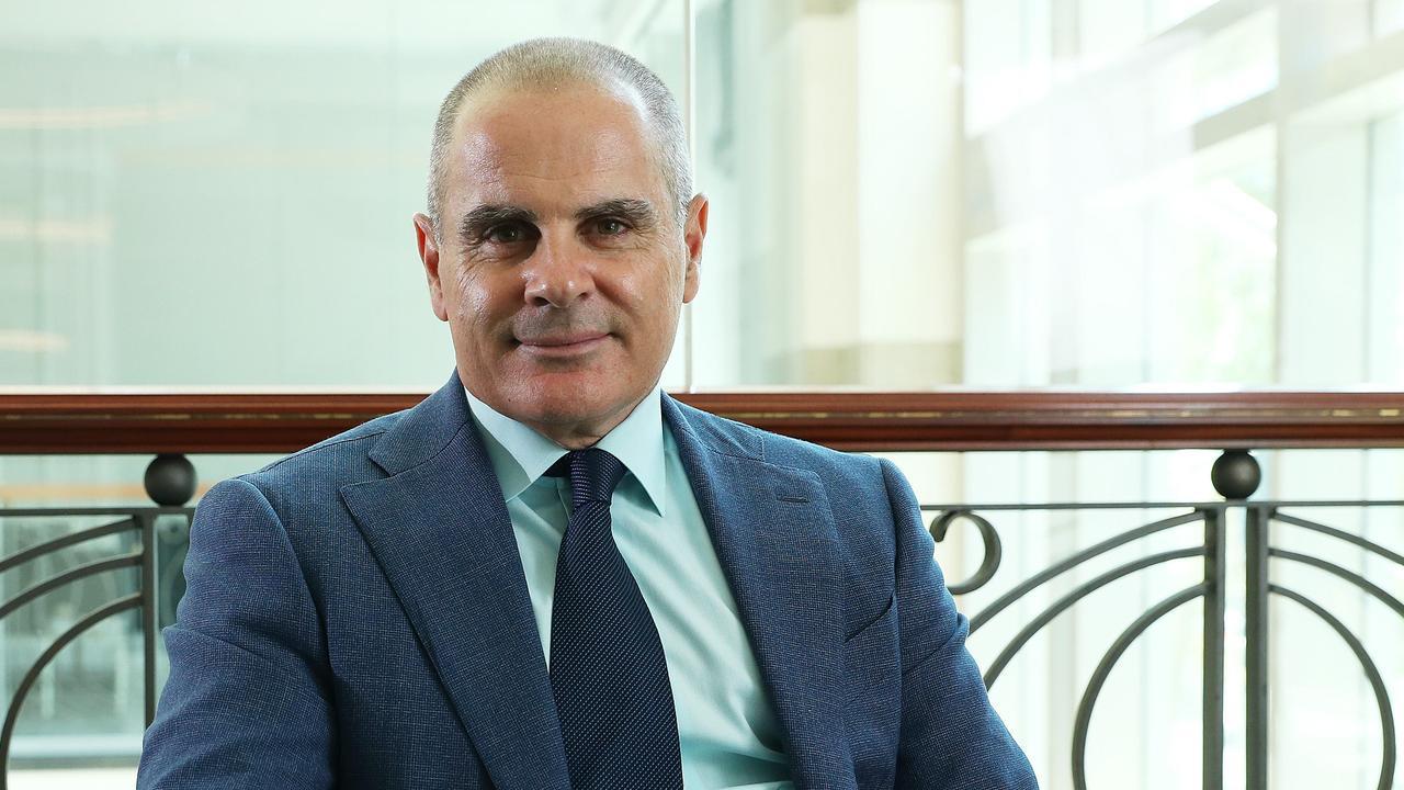 CTM managing director Jamie Pherous