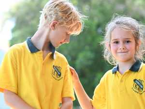 Tiny school one of first in Australia to have hemp uniforms