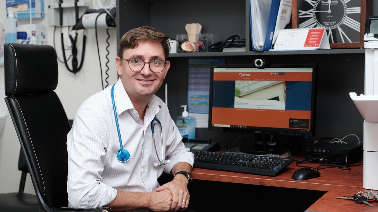 Dr John Hall. Ochre Health.
