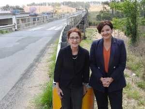Save Tabulam Bridge campaign tests Nationals' bush credentials