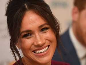 Meghan 'wants gig in superhero movie'