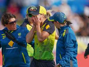 Depth proves key as Aussies brace for Perry blow