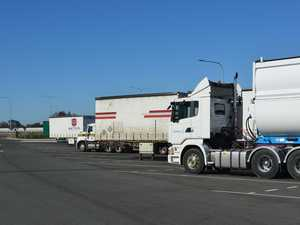 Keeping fit is hard to do in trucking