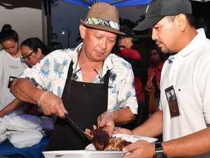 Mackay Filipinos band together for volcano victims