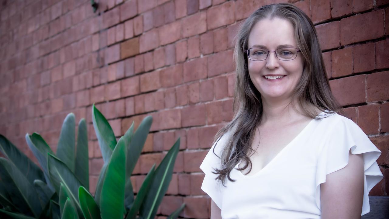 Tanya McLoughlin from The Zonta Club, in Bundaberg.