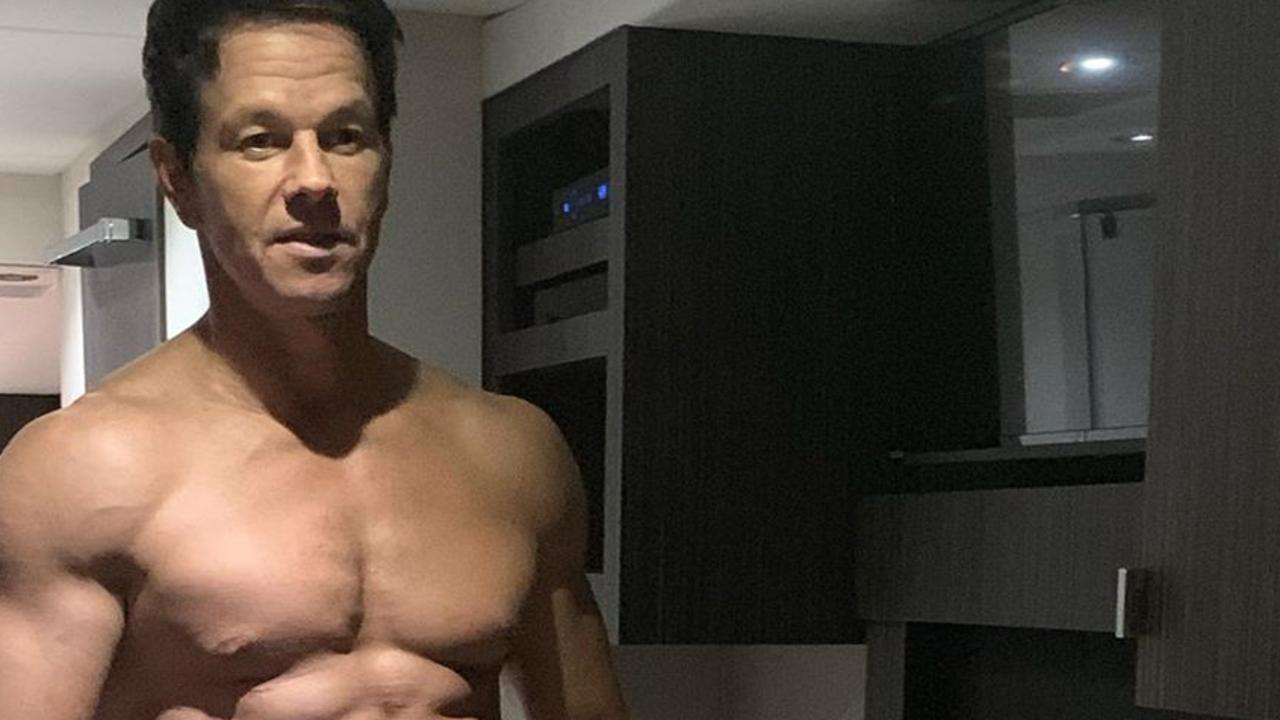 Mark Wahlberg has revealed the extreme diet he followed to lose 4.5 kilograms in just 5 days. Picture: Instagram