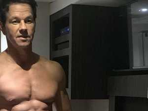 How Wahlberg dropped 4.5kg in 5 days