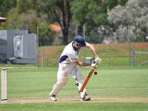 Round 18 South Burnett B grade cricket