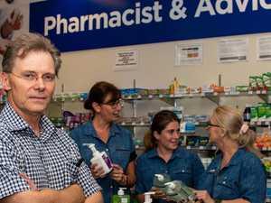 Stockpilers' virus panic forces Gatton medical shortage