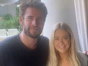 'Stoked with life': Hemsworth hits Qld hotspot