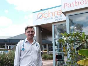 Downs Rural Medical merges with national health service