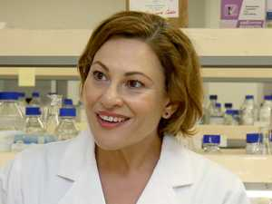 Jackie Trad to stand aside from ministerial duties