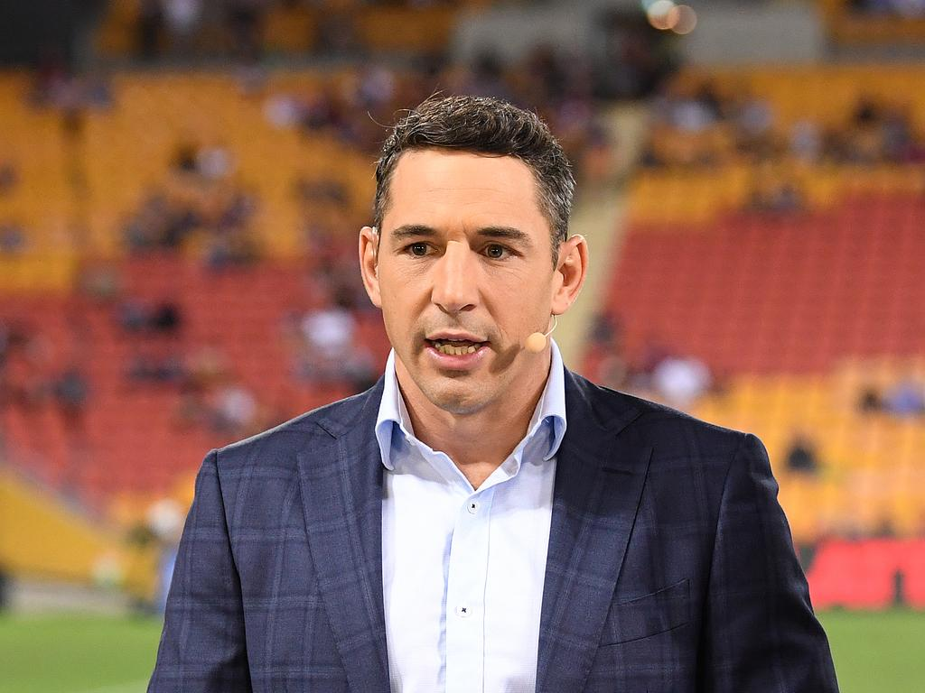 Billy Slater doesn't believe there's enough talent to go around.