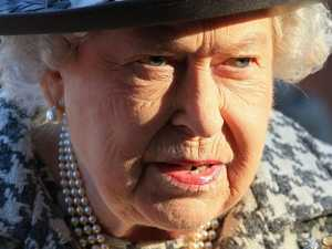 Queen's intense meeting with Harry