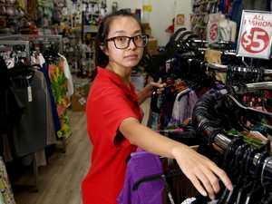 Brazen shoplifters target low-cost retailers