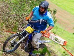 Trials club revs into gear for new club series