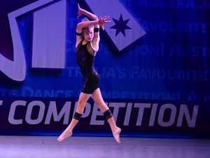 Young CQ dancer enters world class ballet academy