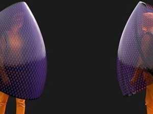 Company invents bubble suit that kills coronavirus