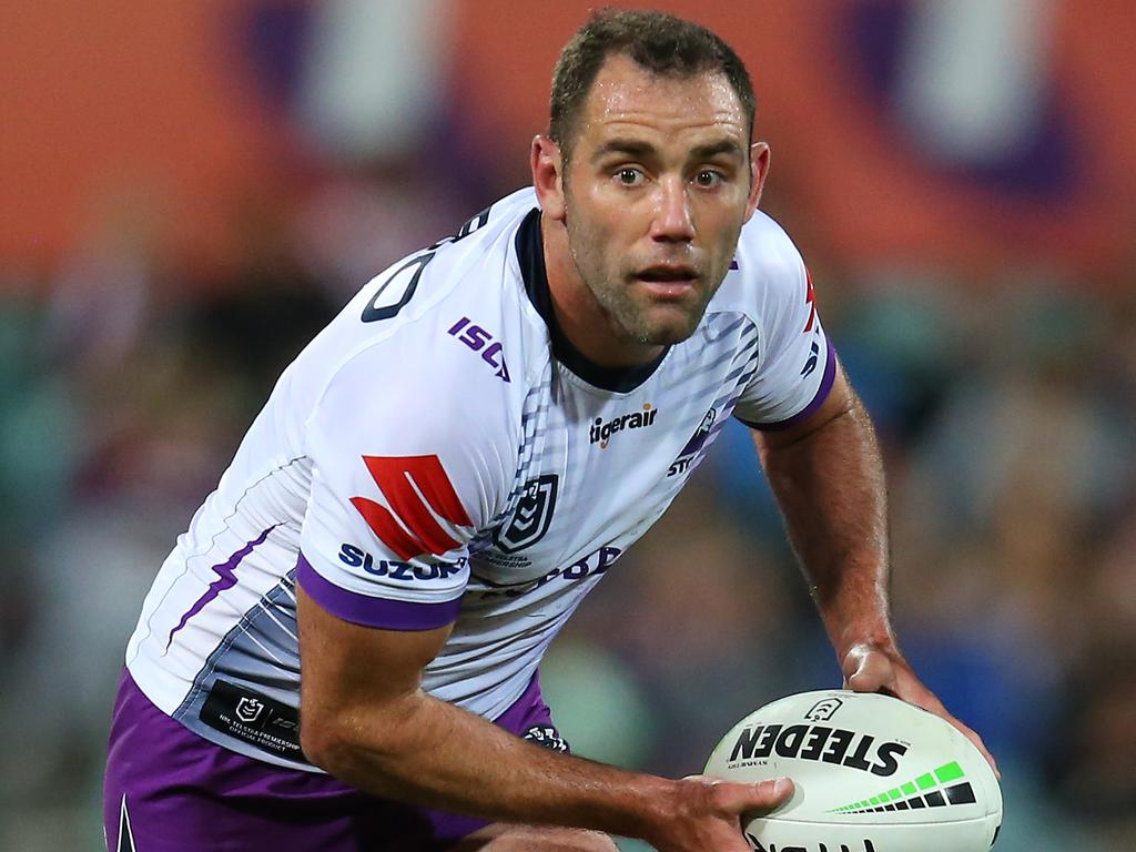 Cameron Smith keeps on keeping on. Picture: Getty Images