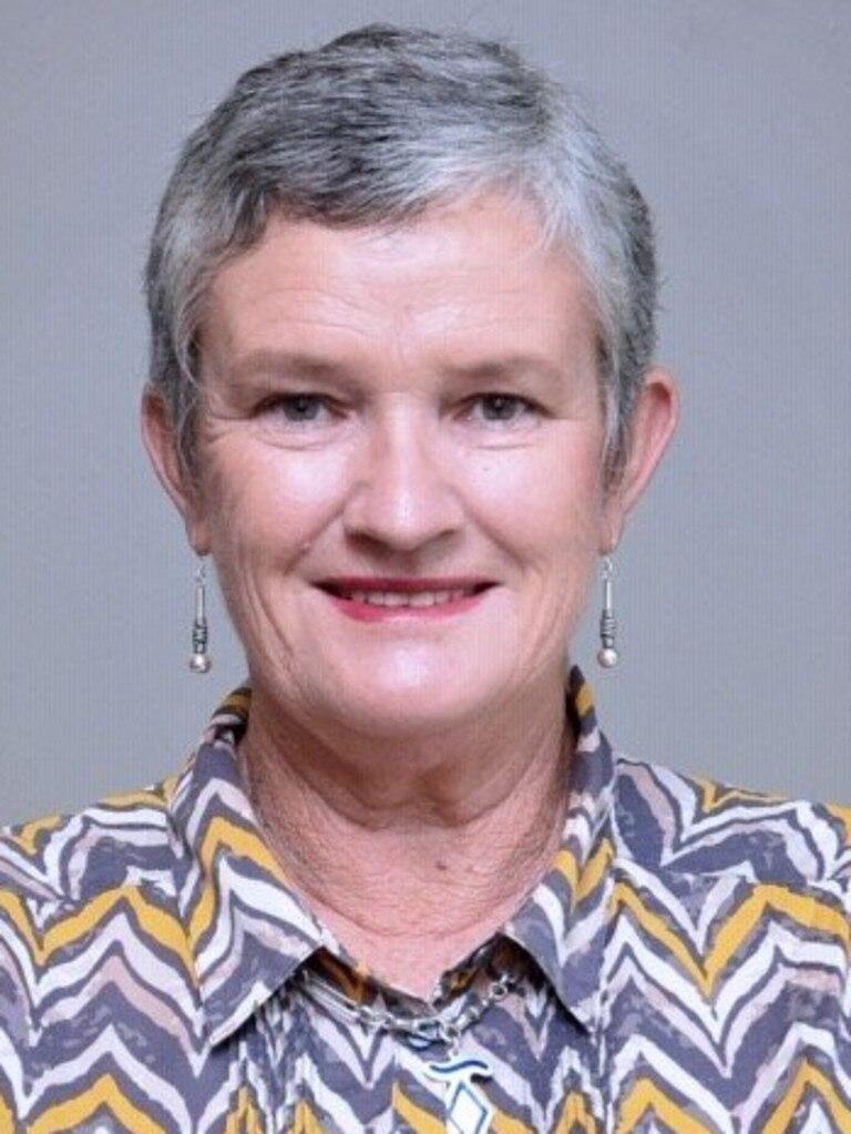 Division 6 councillor Terri Boyce.