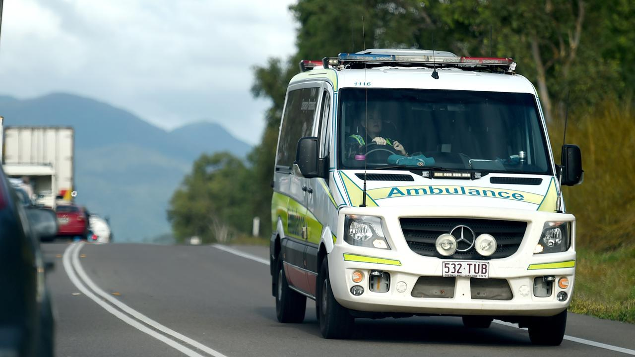 Four people, including a 92-year-old mobility scooter driver and a teenager, have been killed on Queensland roads during a 24-hour period.