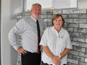 Morcombe's celebrate halfway mark for special home