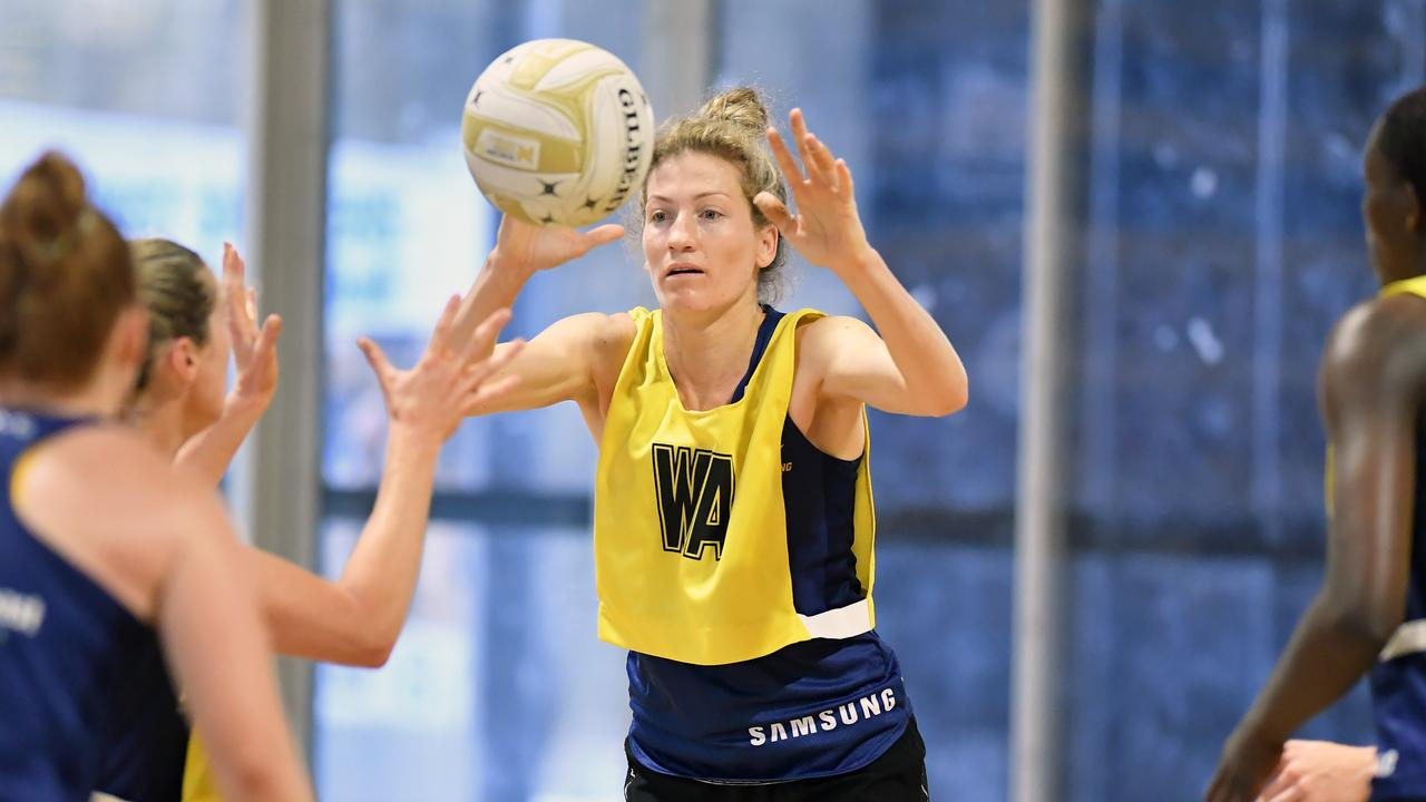 STRONG: Sunshine Coast Lightning's Karla Pretorius has recovered well from three games on the weekend..Picture: Patrick Woods Sunshine Coast Lightning