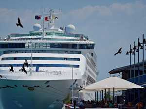 Cruise ship cancellations further blow to tourism industry