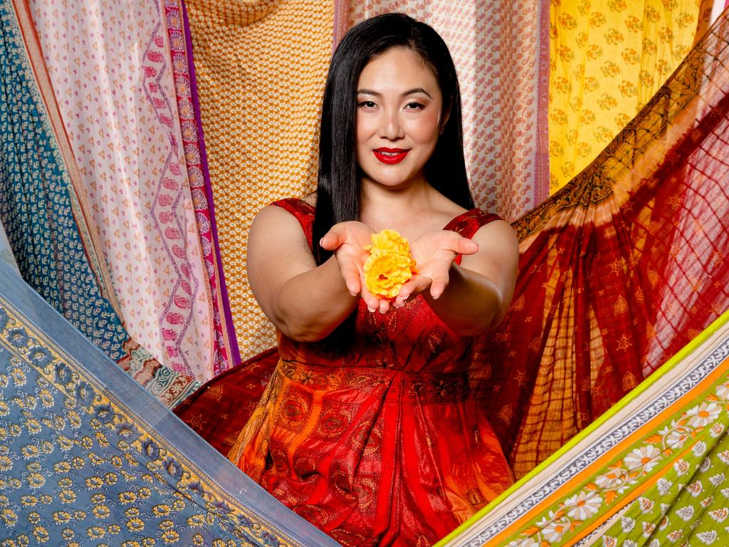 Eva Kong will return to Mount Isa for the Festival of Outback Opera in June. Picture: Richard Walker/RDW Photography