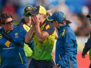 Pure devastation for Aussie golden girl Ellyse Perry