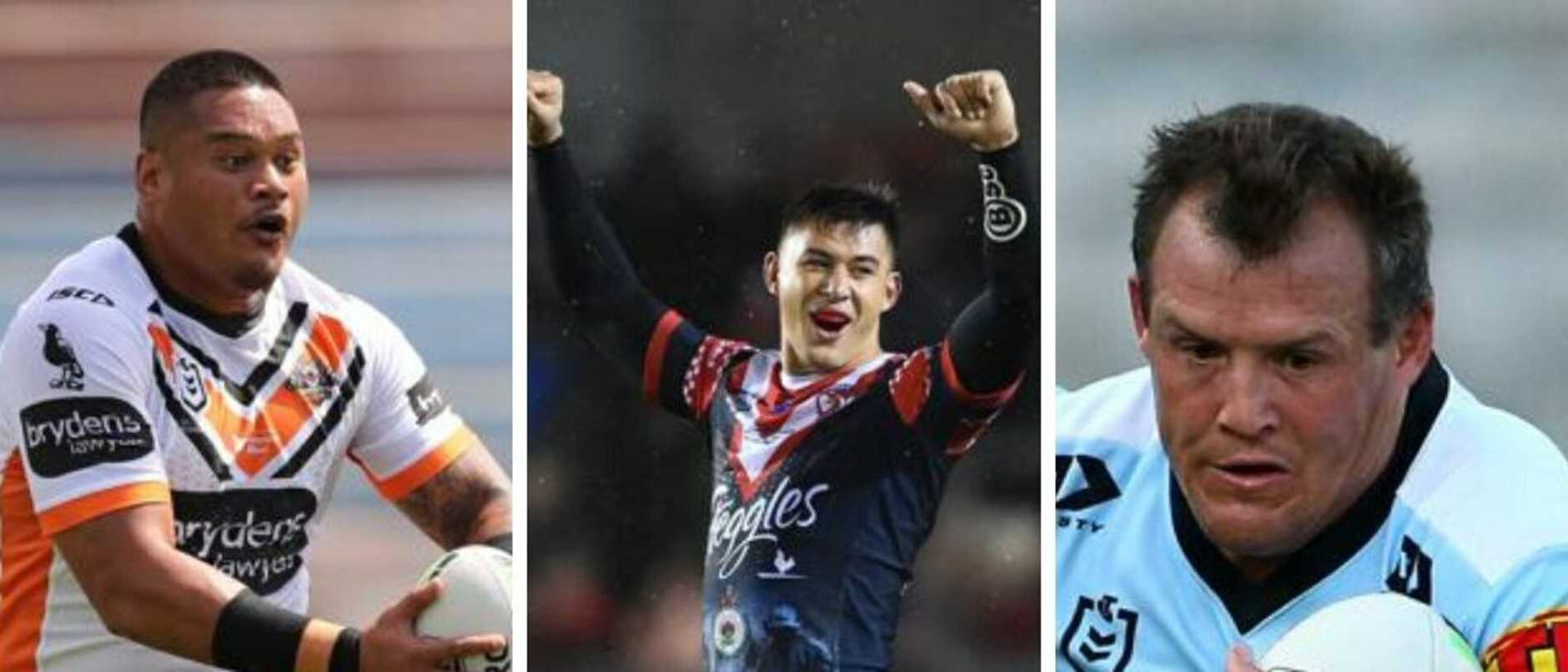 Who will be the Dally M centre of the year in 2020?