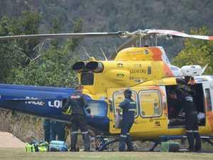 UPDATE: RACQ chopper responds to marine incident at CQ island