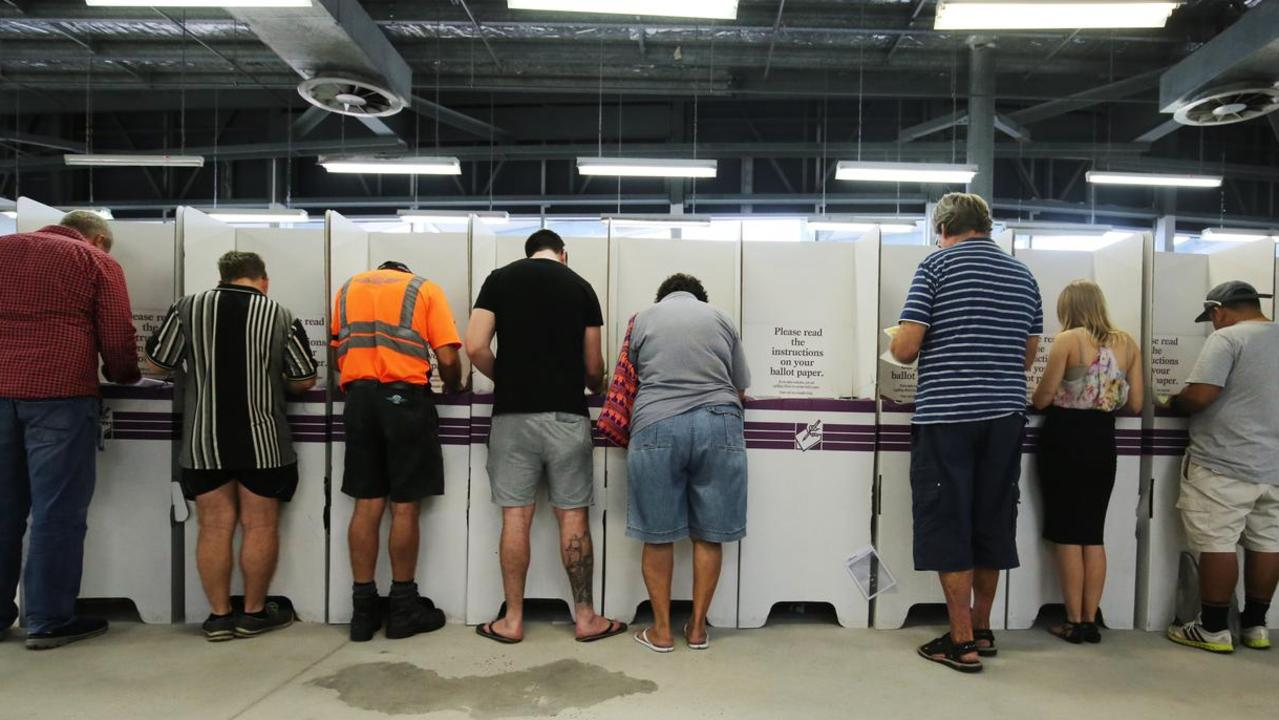 Noosa is preparing to vote - but who is stumping up the cash for the candidates' campaigns?