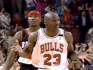 Magic truth behind iconic Michael Jordan shrug revealed