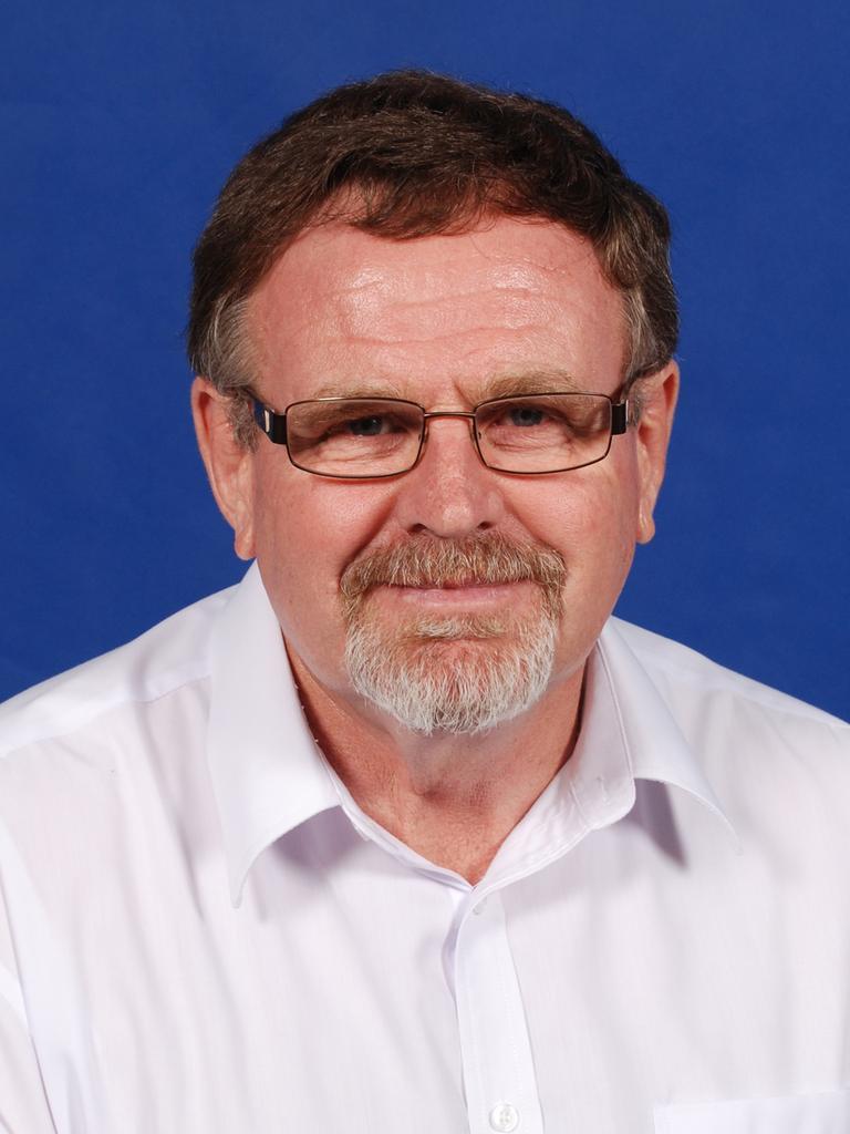 Phillip Casey, Division 3 candidate.
